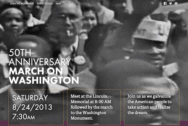 NAACP March on Washington